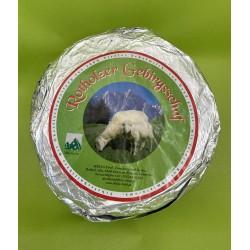 Käse vom Tiroler Gebirgsschaf
